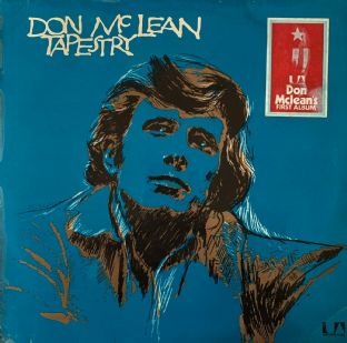 Don McLean - Tapestry (LP) (G+/G)
